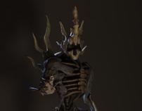 West Golem - Character for Zeno Clash 2