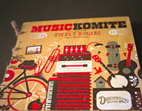 "Music Komite ""Sweet Bombs"" Limited Edition Making of"