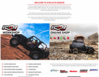 Off-Road Accessories Website