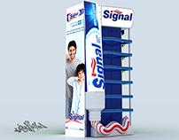 Unilever Signal & Axe (Pillar's)
