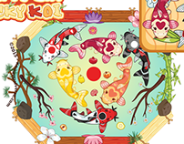 Kawaii Universe - Kawaii Lucky Koi - Game App - iTunes