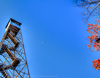 Gallery 5 - Climbing Walden Ridge Fire Tower, TN