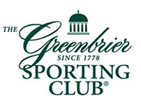 The Greenbrier Sporting Club Thank You Postcards