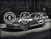 Volkswagen | Golf Drivers Days | Created at Emakina