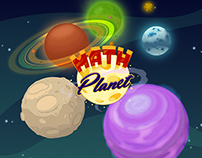 Math Planet, an iOs Game