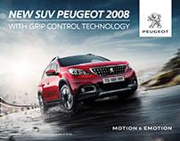 Peugeot 2008 Campaign