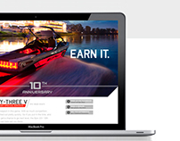 Epic Boats Website
