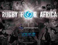 Rugby for Africa 2010 / The Calendar