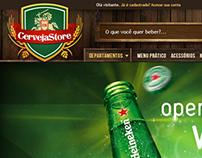 Cerveja Store - Ecommerce