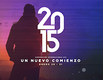 Un Nuevo Comienzo 2015 · Website Design