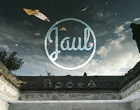 Identity for Hip-Hop artist JAUL.