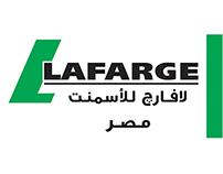 Lafarge Cement Egypt 2009 - Adv