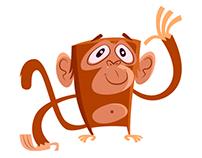 Leapfrog - Stretchy Monkey redesign