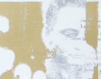 Johny Cash Silkscreen
