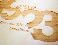 Colorado River Expedition(Book Design)