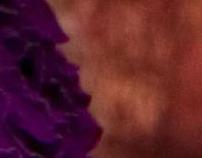 Garnet bangle