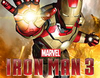 Iron Man 3 - Homescreen App