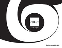 AIGA Las Vegas Notebook