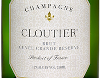 Cloutier | Champagne