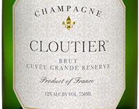 Cloutier | Champagne