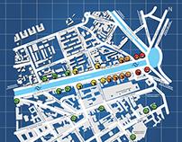 Navigli Area Map | Project