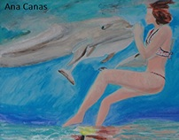 Ana Canas Illustration