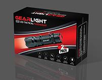 Gear Light Box Design