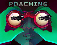 Illegal Turtle Egg Poaching   Poster