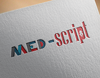 MedScript Advertising Agency Re-branding
