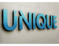 UNIQUE STOCKBRO - Brand Identity