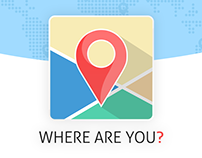 Where are you | Live Location Tracker