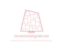 emanuellindqvist.com - Graphic Identity - Logo - Web