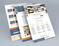 Maptionnaire web site design