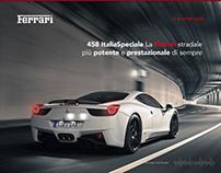 Ferrari - Concept