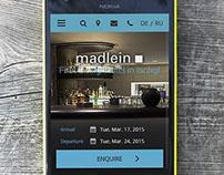 Design Hotel Madlein
