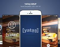 Yataş iOS App (Concept) Design