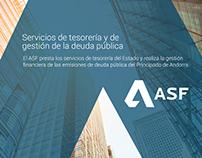 ASF. Autoritat de Serveis Financeres d´Andorra