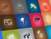 Vector Icons Collection 2015