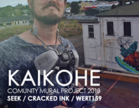 Kaikohe Community Mural Project