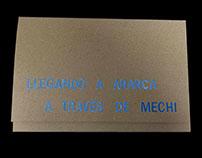 """PROYECTO U.I.COLOMBIA/ 2016-2/ Estudio de Caso: """"Mechi"""""""