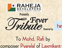 Tribute To Rafi