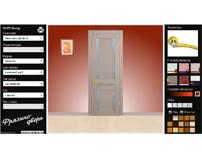 Desktop door designer tool