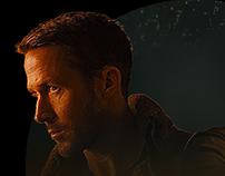 Blade Runner Poster 2017
