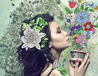 Flowery Lady