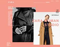 ZARA I Color Redesign Concept