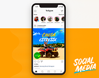 Social Media   Complexo Capiba