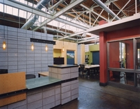 Grinnell Warehouse Adaptive Reuse Office Upfit