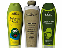 Rótulos para shampoo
