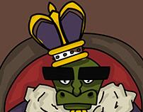 Rei dos Répteis