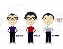 RCC Characters